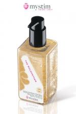 Fluide électro-stimulation The Goldfather - Mystim : Le gel conducteur / lubrifiant indispensable pour vos jeux d'électro stimulation.