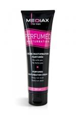 Crème de masturbation parfumée - Mediax : Une crème de masturbation pour hommes ultra glissante et parfumée pour des sensations de plaisir décuplées.