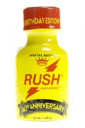 Poppers Rush Anniversary  40 ml