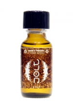 Poppers Jolt Gold Amyl 25ml : Cette version Gold à base d'Isoamyle ultra pur offre des sensations ultra puissantes (flacon de 25 ml).